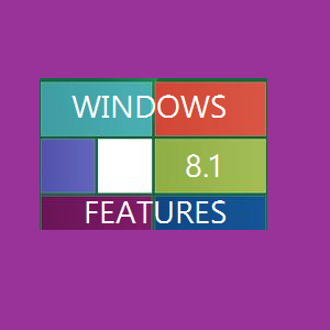 8.1 Features