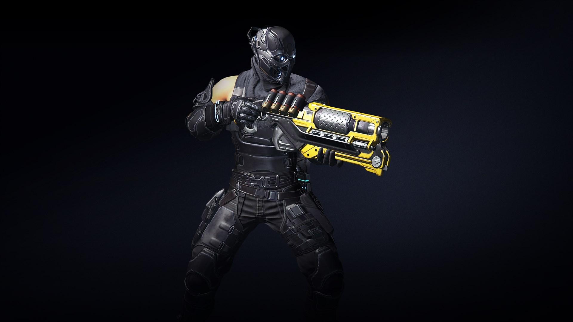 Skyforge: Bounty Hunter Quickplay Pack