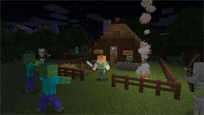 Acheter Minecraft Microsoft Store Fr Fr