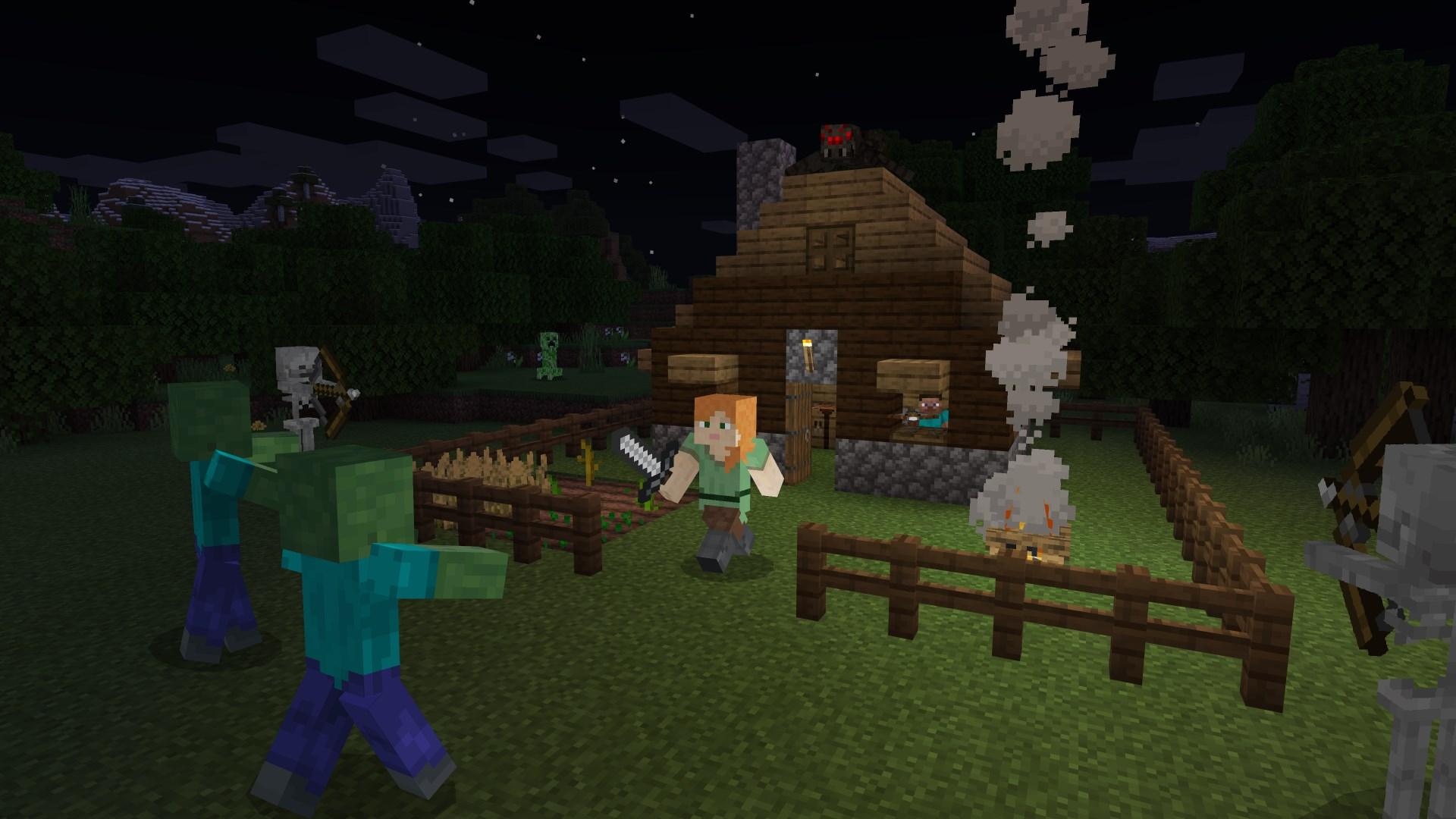 Скриншот №15 к Minecraft Master Collection