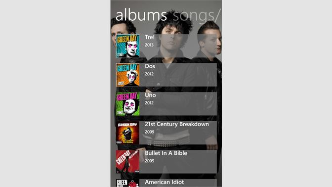 Get Green Day Music - Microsoft Store en-GB