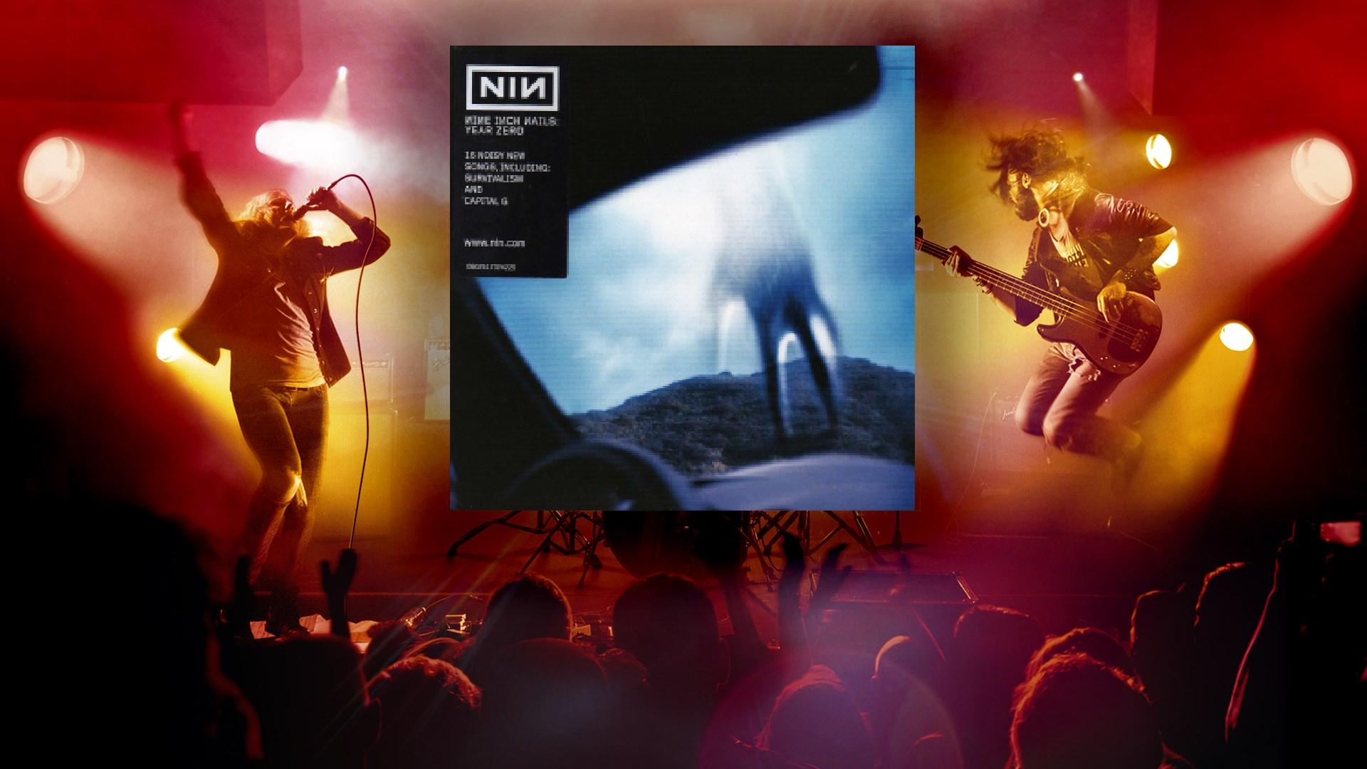 """Capital G"" - Nine Inch Nails"