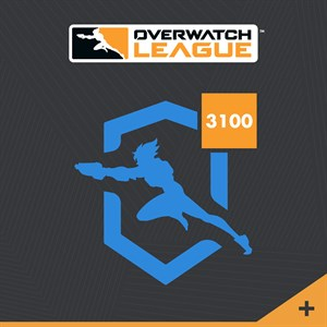 Overwatch League™ – 3100 League Tokens Xbox One