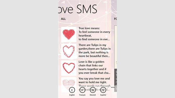Get The Best Love SMS - Microsoft Store en-PH