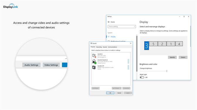 Get DisplayLink Manager - Microsoft Store