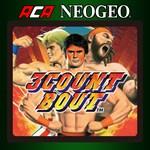ACA NEOGEO 3 COUNT BOUT Logo