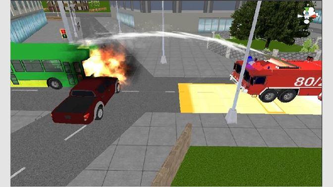 Get Firefighter Truck Simulator 3D: 911 Rescue Hero