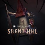 Dead by Daylight: Silent Hill Edition Logo