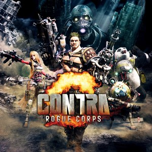 CONTRA: ROGUE CORPS WITH SEASON PASS Xbox One