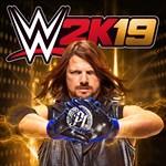 WWE 2K19 Digital Deluxe Edition Logo