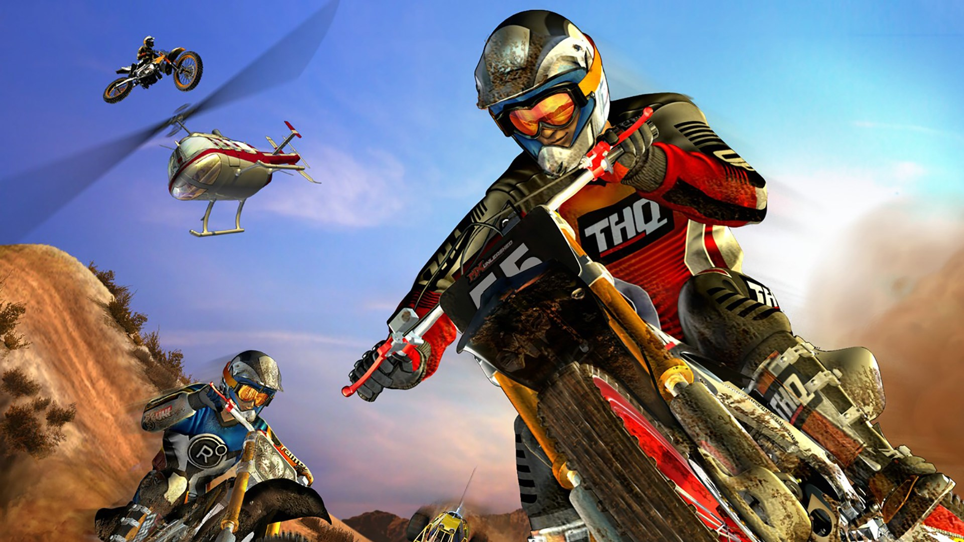 Acheter MX Unleashed - Microsoft Store fr-FR