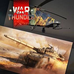 War Thunder - EC-665 Tiger HAP and Super AMX-30 Bundle Xbox One