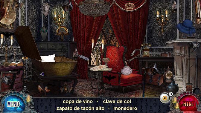 Comprar Vampiros Juegos De Buscar Objetos Ocultos Gratis En Español Microsoft Store Es Aq