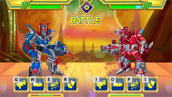 Buy Ultra Mech Robot Fights - Microsoft Store en-HK
