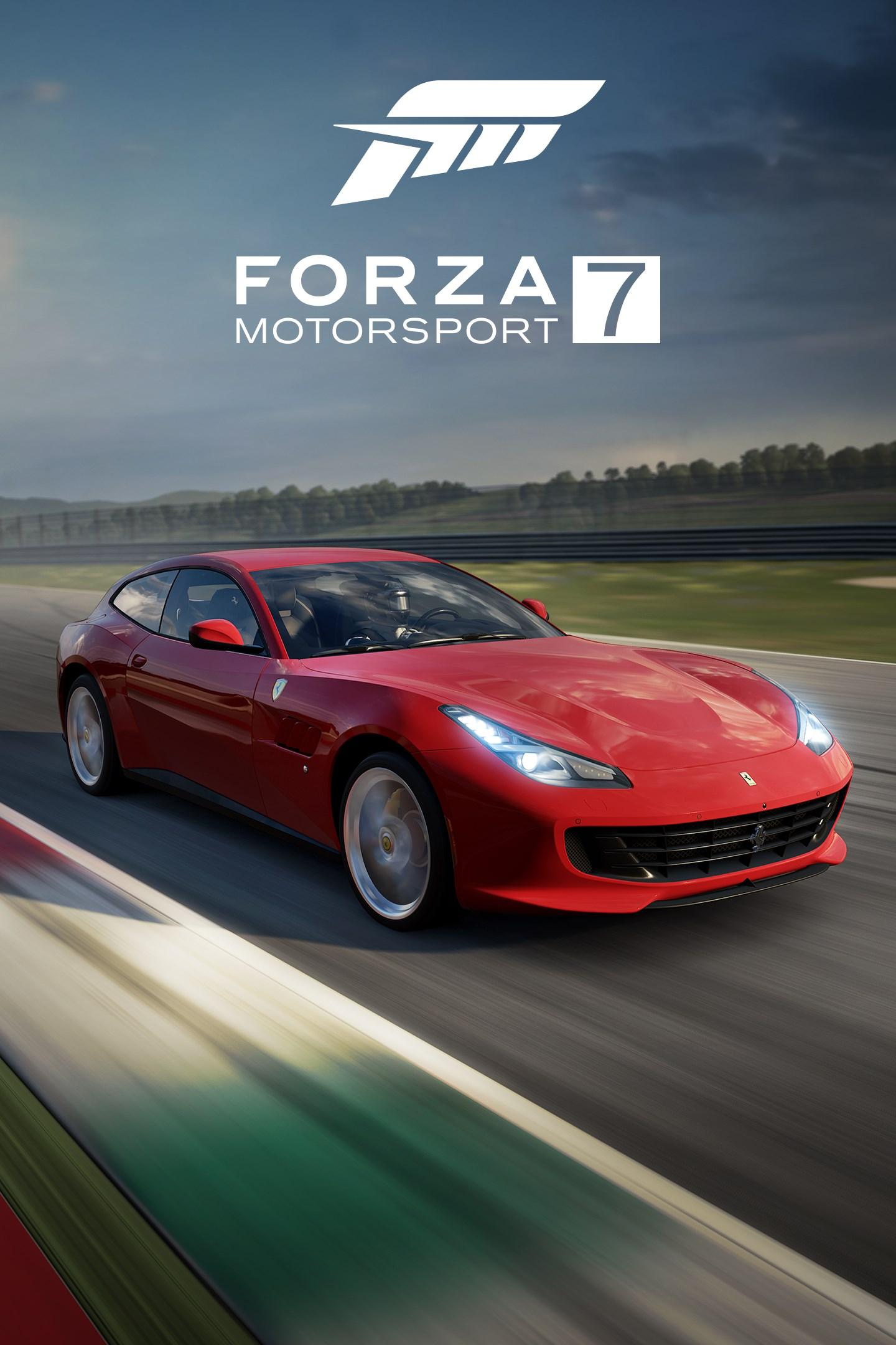 Get Forza Motorsport 7 2017 Ferrari Gtc4lusso Microsoft Store En Sa