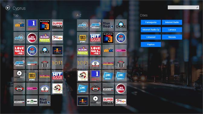 Get E-Radio - Microsoft Store