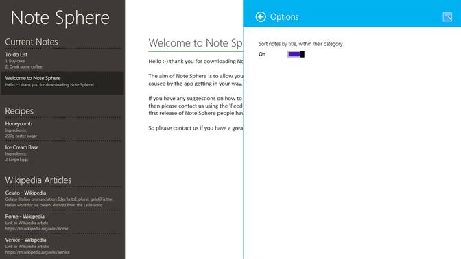 Skaff deg Note Sphere – Microsoft Store nb NO