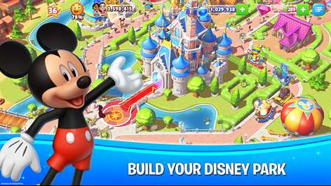 Disney Magic Kingdoms Screenshots 1