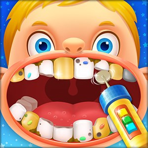 Cute Dentist - Doctor Clinic Games
