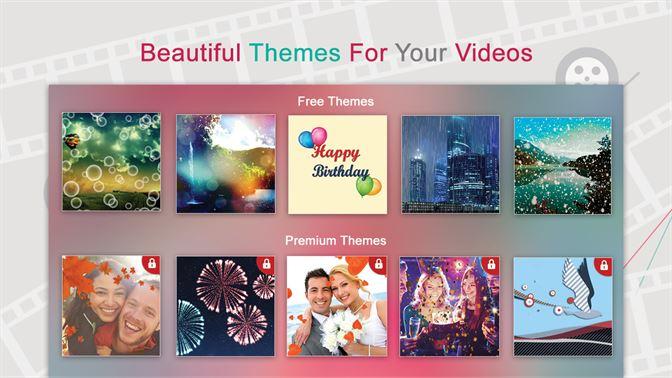 Get Movie Creator : Free Video Editor - Microsoft Store