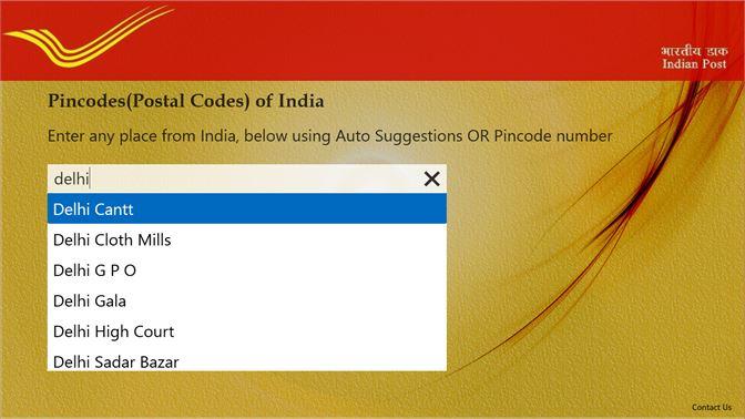 Get Pincode Finder India - Microsoft Store