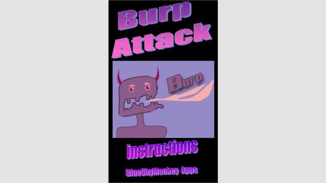 Get Burp Attack - Microsoft Store