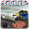 Mail Courier Transporter Plane
