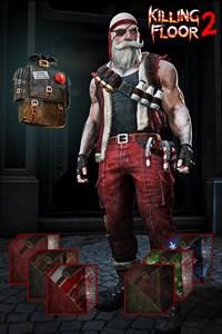 Carátula del juego Badass Santa Bundle