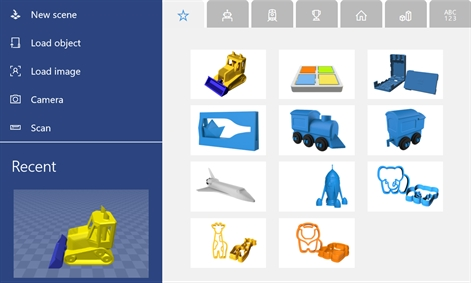 3D Builder Updated Now Available For Windows 10 Mobile And Xbox One On MSFT