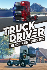 Truck Driver - French Paint Jobs DLC
