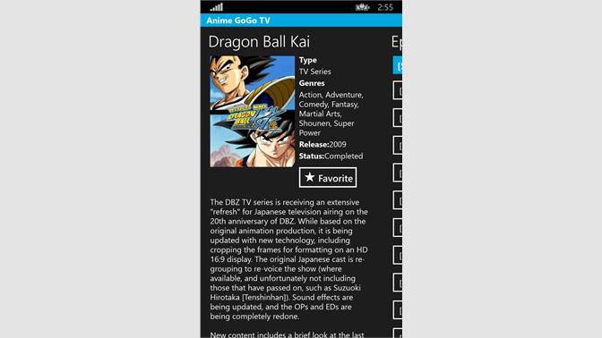 Anime GoGo TV beziehen – Microsoft Store de-DE