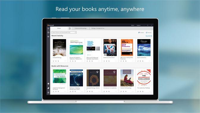 Get VitalSource Bookshelf