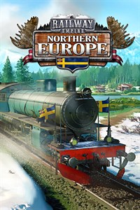 Carátula del juego Railway Empire - Northern Europe