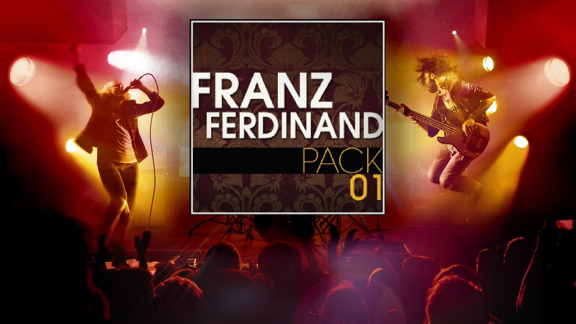 Franz Ferdinand Pack 01