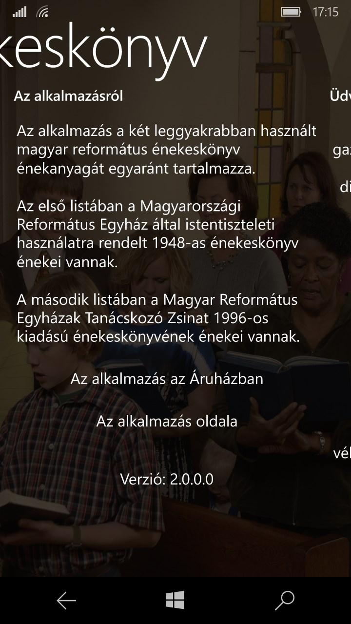 Református Énekeskönyv