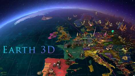 Buy Earth D Microsoft Store - World earth