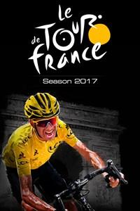 Carátula del juego Tour de France 2017