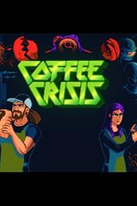 Carátula para el juego Coffee Crisis de Xbox 360