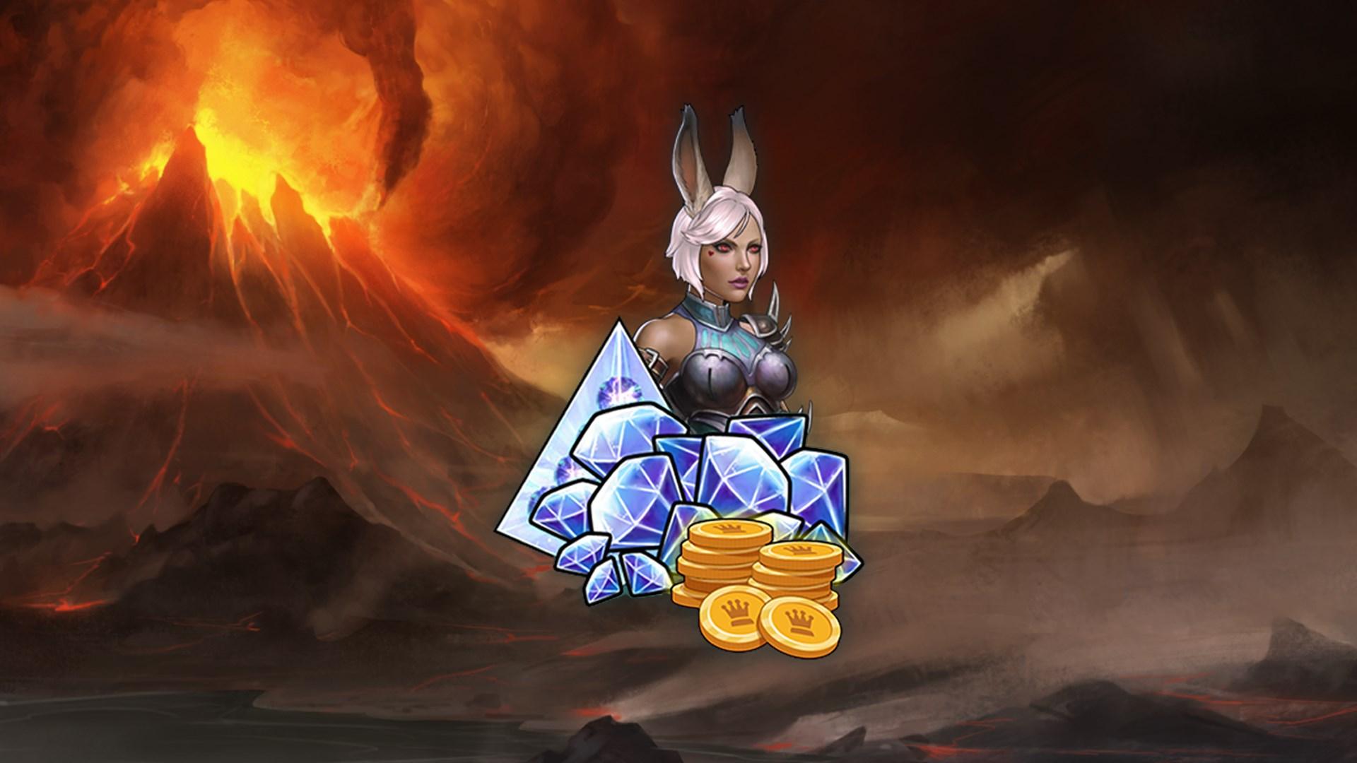 Pack avatar Lapina