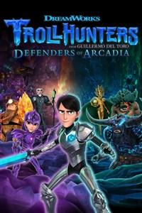 Carátula para el juego Trollhunters: Defenders of Arcadia de Xbox 360