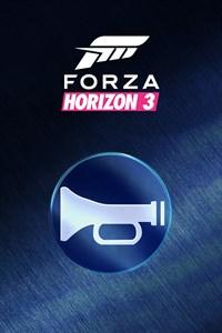 Carátula del juego Forza Horizon 3 Horn Unlock Accelerator
