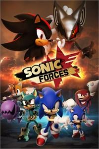 Carátula del juego SONIC FORCES Digital Bonus Edition