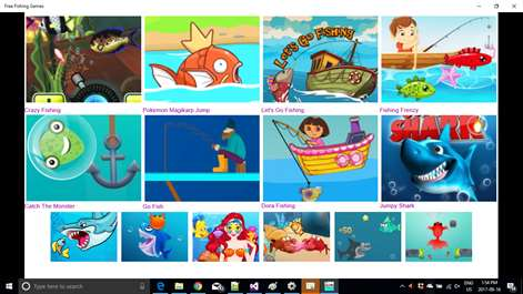 Dapatkan free fishing games microsoft store id id for Free online fishing games