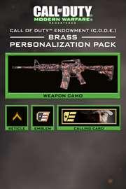 Buy Call of Duty®: Modern Warfare Remastered C O D E  Brass Pack