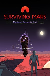 Carátula del juego Surviving Mars: Mysteries Resupply Pack