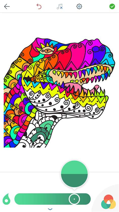 Get Dinosaur Coloring Pages For Adults