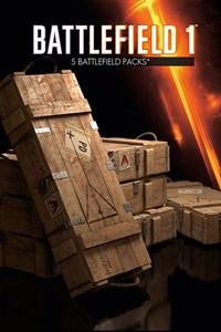 Battlefield™ 1 Battlepackit x 5
