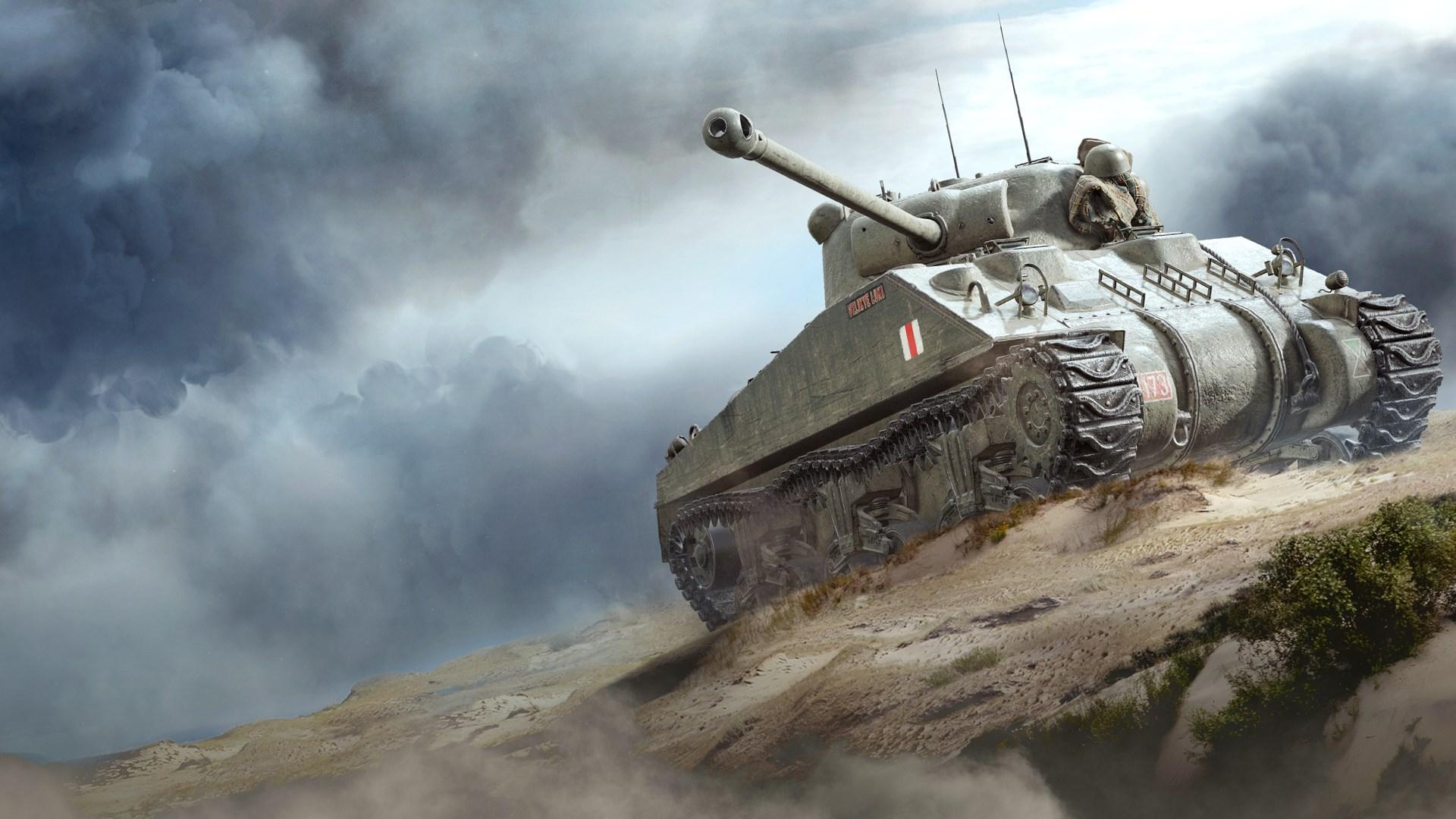 World of Tanks - Sherman VC Firefly Ultimate
