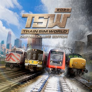 Train Sim World® 2020 Deluxe Edition Xbox One