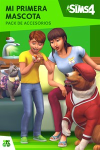 Los Sims™ 4 Mi Primera Mascota Pack de Accesorios